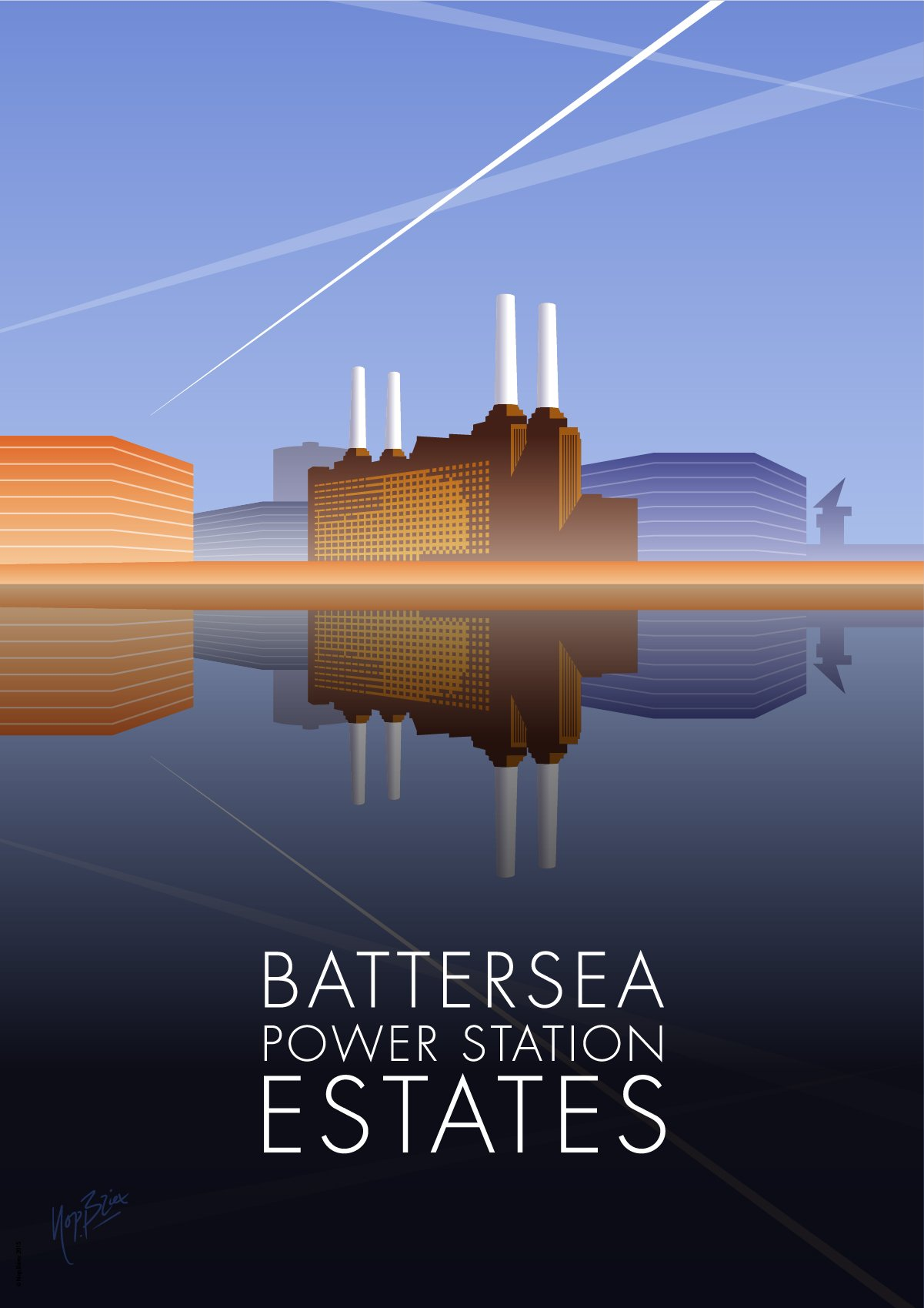 Battersea Power Station Estates by Nop Briex 2015-01