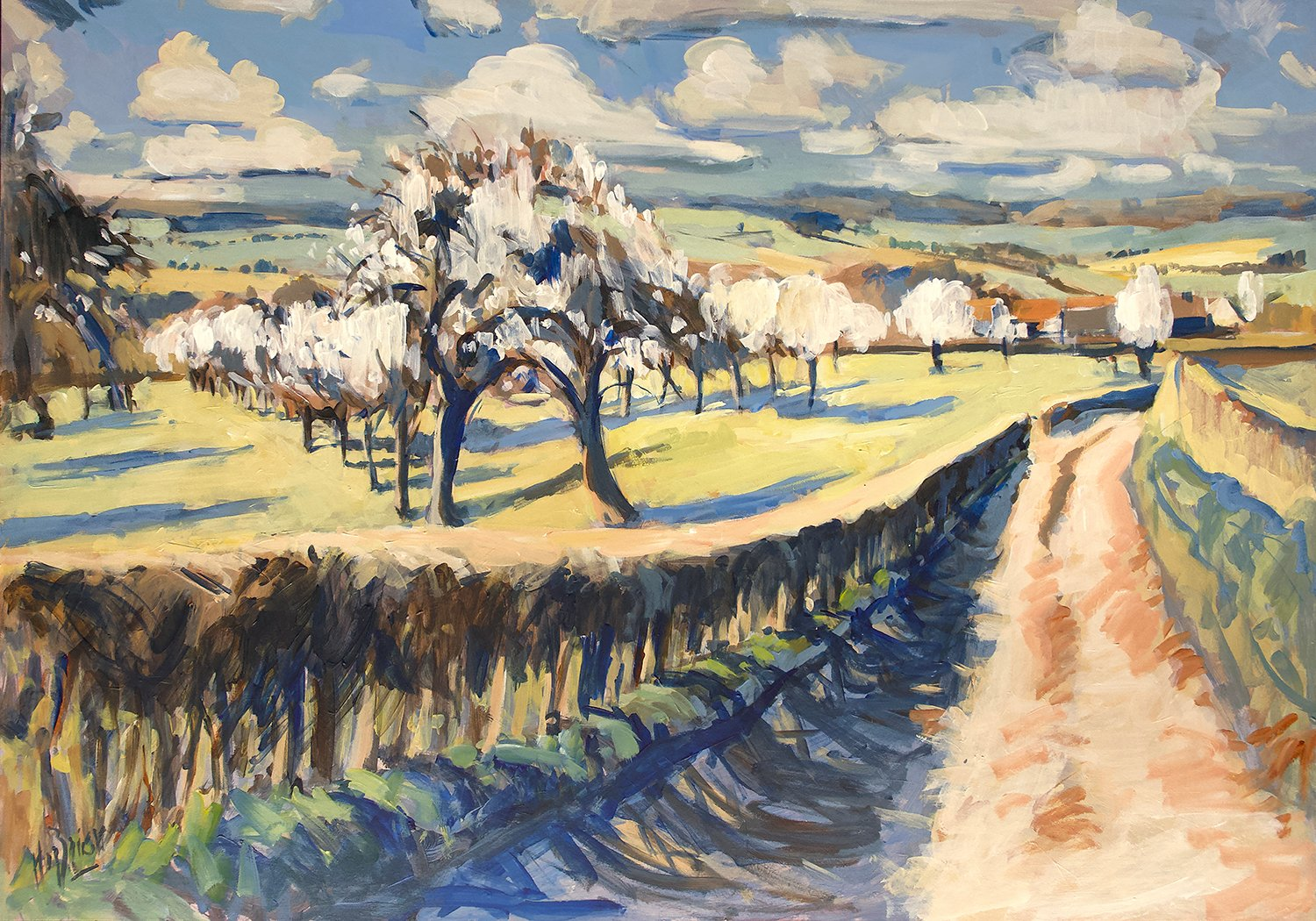 The Bellet Orchard in Epen by Nop Briex